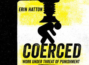 Erin Hatton Coerced book cover
